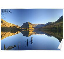 Buttermere Poster