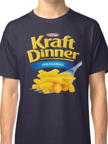 Kraft Dinner Mac 'n' Cheese T-Shirt Classic T-Shirt