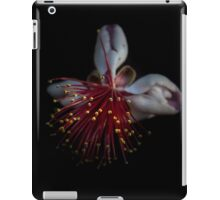 Feijoa flower iPad Case/Skin