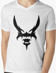 Akumetsu - Black Mens V-Neck T-Shirt