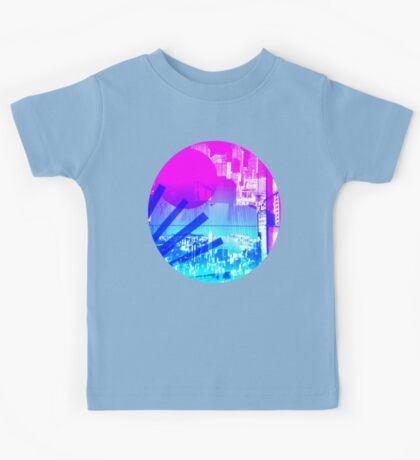 transparent flags Kids Tee