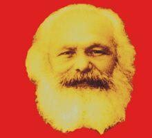Karl Marx, Baby! T-Shirt by Golemware