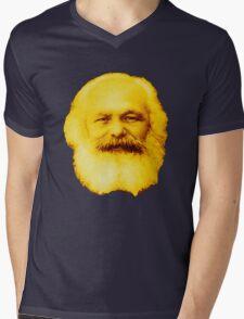 Karl Marx, Baby! T-Shirt Mens V-Neck T-Shirt