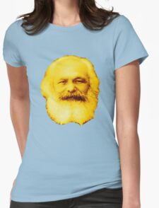 Karl Marx, Baby! T-Shirt Womens Fitted T-Shirt