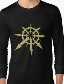 Chaos Symbol Long Sleeve T-Shirt