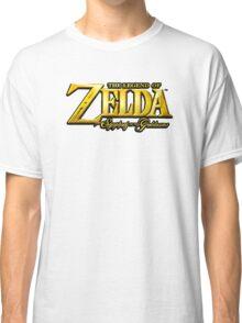 Zelda Symphony of the Goddesses Classic T-Shirt