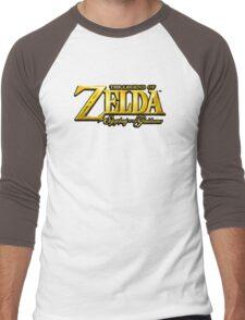 Zelda Symphony of the Goddesses Men's Baseball ¾ T-Shirt