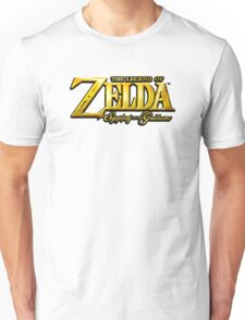 Zelda Symphony of the Goddesses Unisex T-Shirt