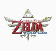 Zelda Skyward Sword Kids Tee