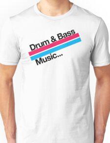 Drum & Bass F2 Unisex T-Shirt