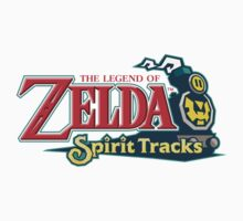 Zelda Spirit Tracks by Hyruler
