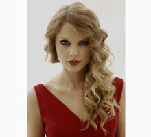 Hot Red Taylor Swift Unisex T-Shirt