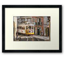 Alfama, Lisbon Framed Print