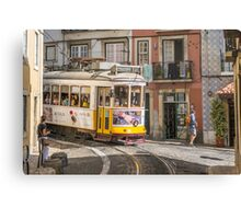 Alfama, Lisbon Canvas Print