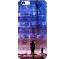 Chicago Crown Fountain 2 iPhone Case/Skin