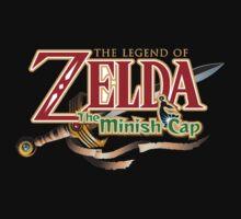 Zelda The Minish Cap Baby Tee