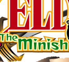Zelda The Minish Cap Sticker
