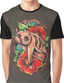 Slakoth Graphic T-Shirt