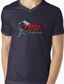 Zelda Online Mens V-Neck T-Shirt