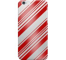 Luscious Candy Cane iPhone Case/Skin