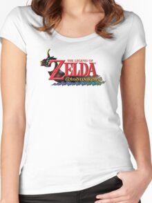 Zelda The Wind waker Women's Fitted Scoop T-Shirt