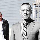 Gus Fring @ TV serie Breaking Bad by Gabriel T Toro