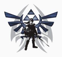 Zelda Link by Hyruler