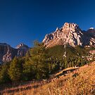 Mountain panorama  by peterwey