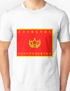Flag of Worker-Peasant Red Guards T-Shirt