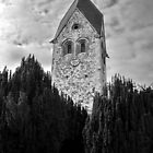 Hawkley Church Tower by relayer51