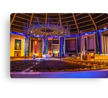 Liverpool Metropolitan Cathedral Canvas Print