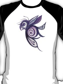 Birderfly - Purple Remix T-Shirt