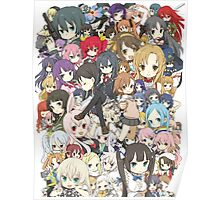 Anime Compilation Poster
