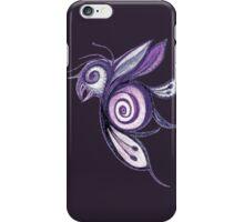 Birderfly - Purple Remix iPhone Case/Skin
