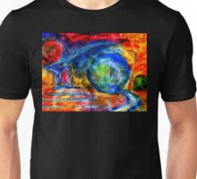 Abstract World. Unisex T-Shirt