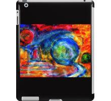 Abstract World. iPad Case/Skin