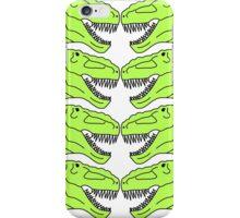 Tyrannosaurus Rex Dinosaur Pattern iPhone Case/Skin
