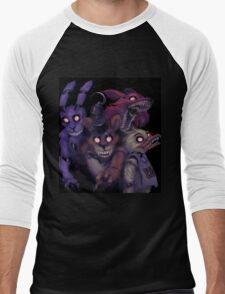 Freddy and Friends Men's Baseball ¾ T-Shirt