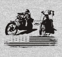 Easy Rider T-shirt by Nasherr