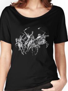Four Horseman of the Apocalypse Women's Relaxed Fit T-Shirt