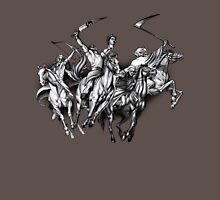 Four Horseman of the Apocalypse Unisex T-Shirt