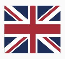 Union Jack 1960s Mini Skirt - Best of British Flag Kids Tee