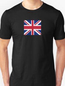 Union Jack 1960s Mini Skirt - Best of British Flag Unisex T-Shirt