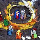Christmas  by Arie Koene
