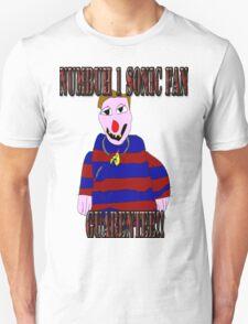 Number 1 Fan-boy Guarantee!! Unisex T-Shirt