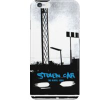 Stolen Car, Bruce Springsteen iPhone Case/Skin