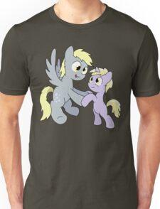 Derpy and Dinkey Unisex T-Shirt