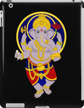 O' My Friend Ganesha by steegeschnoeber