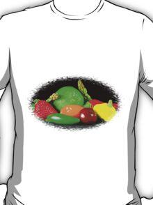 Fruit and Veggies T-Shirt