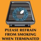 Please Refrain From Smoking - Paranoia by Buleste